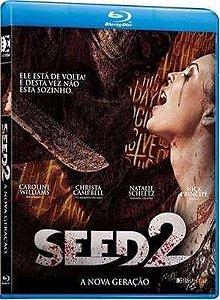 Blu ray Seed 2  A Nova Geração  Marcel Walz