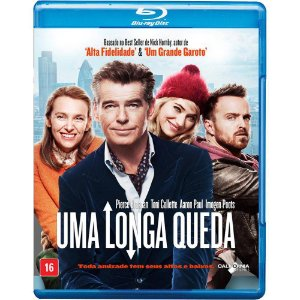Blu Ray  Uma Longa Queda  Pierce Brosnan