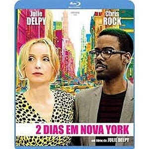 Blu Ray  2 Dias Em Nova York  Chris Rock