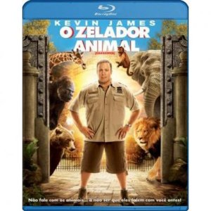 Blu-Ray O zelador animal - Kevin James