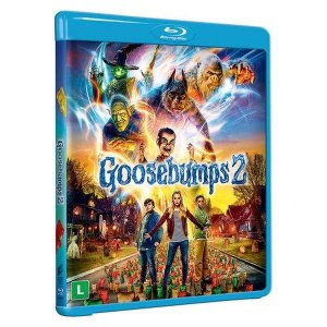 Blu ray - Goosebumps 2 - Jeremy Ray Taylor
