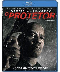 Blu ray O Protetor - Denzel Washington