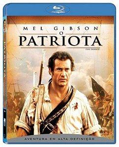 Blu ray O Patriota  Mel Gibson