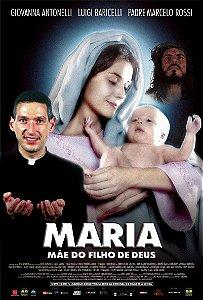 Dvd Maria Mãe Do Filho De Deus - Padre Marcelo