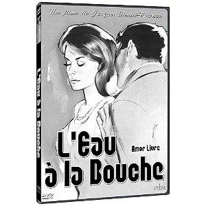 Dvd  L'Eau a la Bouche  Amor Livre  Jacques Doniol Valcroze