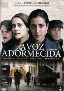 Dvd  A Voz Adormecida  Daniel Holguín