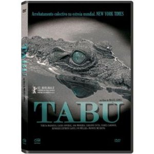 Dvd  Tabu  Telmo Churro