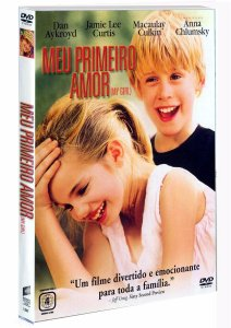 Dvd  Meu Primeiro Amor  Macaulay Culkin
