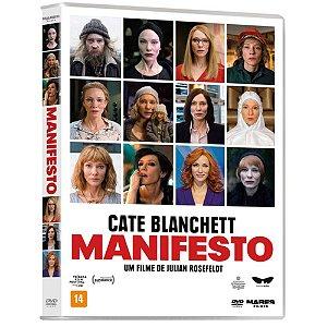 DVD Manifesto  Cate Blanchett