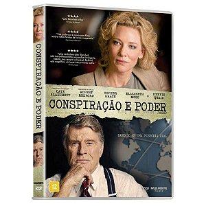 DVD  Conspiração e Poder  Cate Blanchett