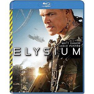 Blu ray Elysium  Matt Damon, Jodie Foster