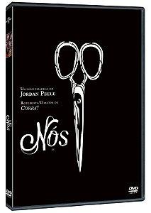 DVD NOS -  JORDAN PEELE - Pré venda 19/05/21