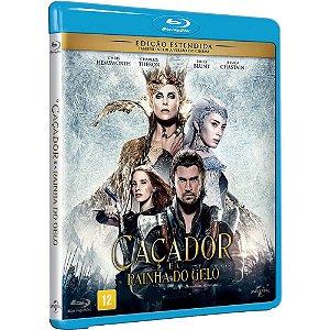 Blu-Ray - O Caçador E A Rainha Do Gelo - Edição Estendida