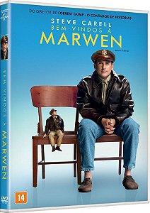 DVD BEM-VINDOS A MARWEN
