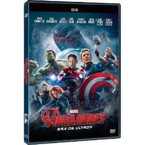 DVD - Vingadores: Era de Ultron