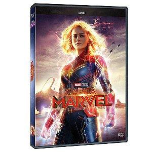 CAPITA MARVEL DVD