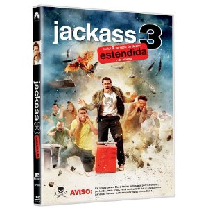 DVD  Jackass 3