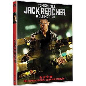 DVD  Jack Reacher  O Último tiro