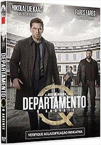 DVD  Departamento Q  O Ausente