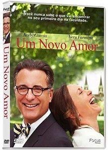Dvd  Um Novo Amor  Andy Garcia