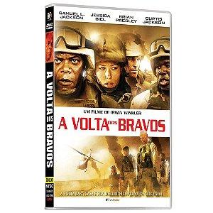 A Volta dos Bravos  DVD