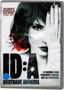 Id:a Identidade Anônima  Dvd