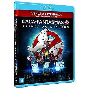Blu-Ray - Caça-Fantasmas ATENDA AO CHAMADO