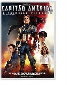 DVD Capitão América - O Primeiro Vingador