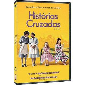 DVD Histórias Cruzadas