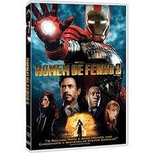 DVD HOMEM DE FERRO 2