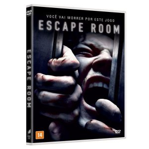 Dvd Escape Room Logan Miller