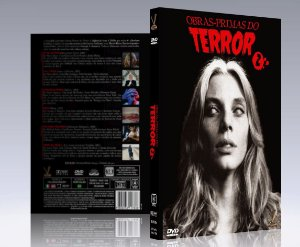 Dvd Obras-primas do terror – Vol. 2 (3 Discos)