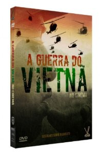 Box Dvd A Guerra do Vietnã No Cinema - 3 Dvds