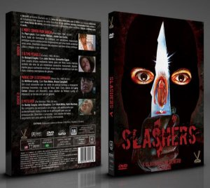 Box Dvd Slashers Vol. 5 - 2 Discos