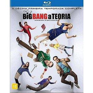 Blu Ray Big Bang - A Teoria - A Décima Primeira Temporada