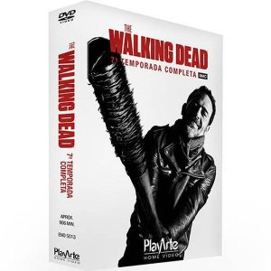 DVD BOX - THE WALKING DEAD: 7ª TEMPORADA 5 DISCOS