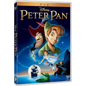 DVD PETER PAN DISNEY 2013