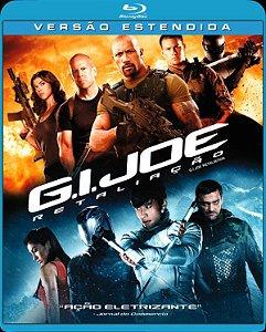 Blu ray - G.I. Joe: Retalhação - Dwayne Johnson
