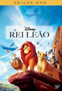 DVD O REI LEÃO