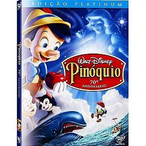 DVD DUPLO PINÓQUIO