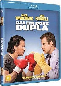 Blu ray - Pai Em Dose Dupla - Mark Wahlberg