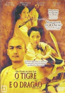 Dvd - O Tigre e o Dragão - Ang Lee