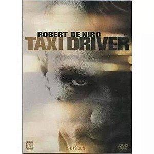 Dvd Duplo - Taxi Driver - Robert De Niro