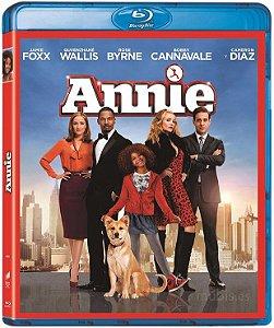 Blu  ray - Annie - Cameron Diaz