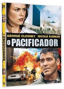 Dvd  - O Pacificador - Nicole Kidman