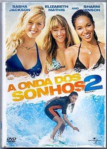 Dvd - A Onda dos Sonhos 2 - Sharni Vinson