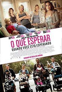Dvd - O Que Esperar Quando Você Está Esperando - Jennifer Lopez