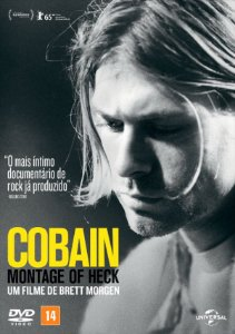 Dvd - Cobain: Montage Of Heck - NIRVANA