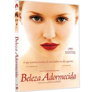 DVD Beleza Adormecida - Julia Leigh