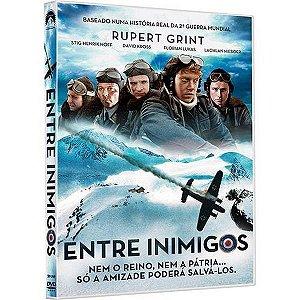 DVD - Entre Inimigos - Rupert Grint